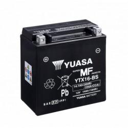 Batterie Yuasa Moto YTX16BS...