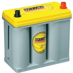 Batterie Optima Jaune YTR...